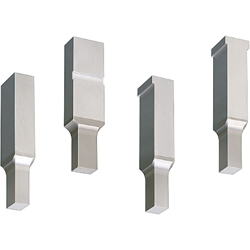 Block Punches -WPC Treatment- Shank (Mounting Part) Shape: With Key Groove