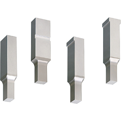 Block Punches -WPC Treatment- Shank (Mounting Part) Shape: Single Flange