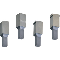 Block Punches -TiCN Coating- Shank (Mounting Part) Shape: Normal