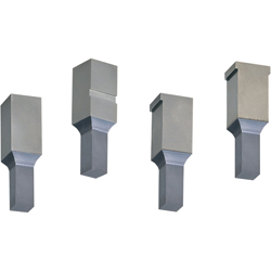 Block Punches -TiCN Coating- Shank (Mounting Part) Shape: Tapped
